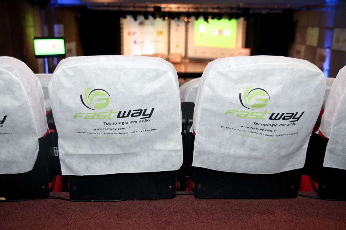 Capas de cadeiras para eventos
