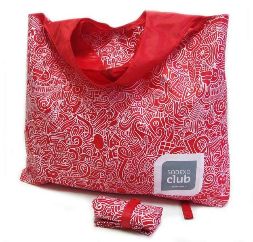 Sacolas e mochilas personalizadas