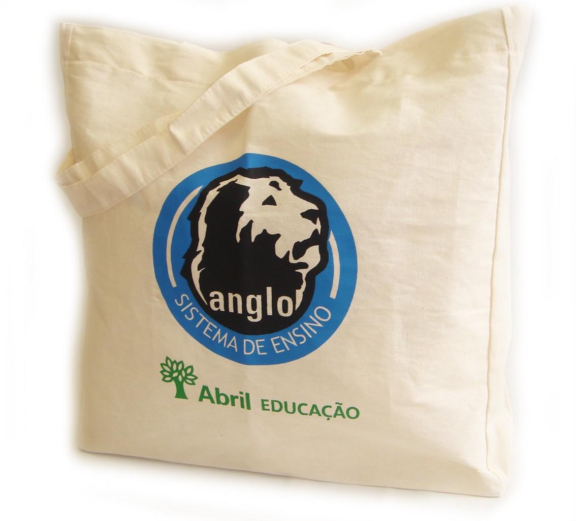 Fábrica de sacolas de algodão